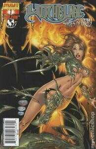 Witchblade Shades of Gray 1B FN 2007 Stock Image