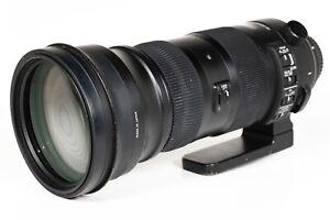 Sigma 150-600mm f5-6.3 SPORT DG OS HSM Lens - Canon EF Fit