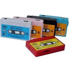 REPRODUCTOR MP3 CASSETTE 8GB RETRO EN CAJA + auriculares casette