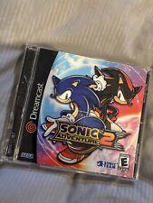 Sonic Adventure 2 Sega Dreamcast Tested