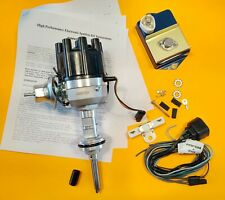 For MOPAR 318 340 360 HiPerf Electronic Ignition Kit OEM Plymouth Dodge Chrys LA