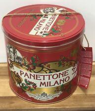 Italian Panettone Milano 1kg Traditional Italian Christmas Cake Long Date07/2019