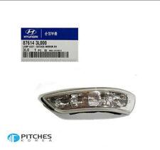 [87614-3L000]Genuine Hyundai LED Turn Signal Side Mirror Lamp(RIGHT) AZERA 06-10