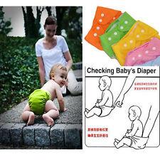 1 TEIL Windeln Waschbar Wiederverwendbar Verstellbar 2016 Baby Stoff Überzüge #D