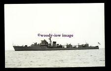 "na6732 - Royal Navy Warship - HMS Teazer - F23 - photograph 5.5"" x 3.5"""