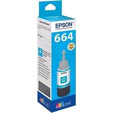 Ecotank Epson T664240 70ml L355/l555 Cyan