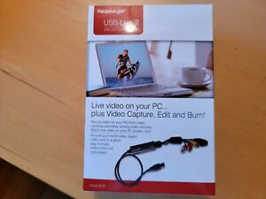 HAUPPAUGE USB-Live 2 ANALOG VIDEO DIGITIZER AND VIDEO CAPTURE DEVICE - USED