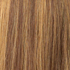 LILY Human Hair Wig by REVLON, **ANY COLOR!** Long and Layered, Mono-Top, NEW!