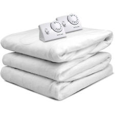 Biddeford KING Size Electric Heated Mattress Pad Warming Quilted Warm Cover Bed