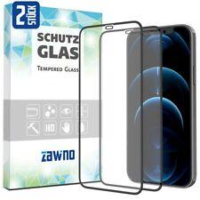 2x 11D Glas für iPhone 12 | Mini | Pro | Max Panzerfolie Hartglas Schutzfolie 9H