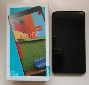 "Lenovo PHAB PB1-750P 6.98 "" Big Screen, 32GB, 13MP Smartphone. BOXED. In LNC"