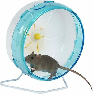 Premium Silent Spinners for Mice Hamster Gerbil Rats Etc 22cm
