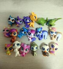 "Random 5PCS 1.2""  Lot Original Littlest Pet Shop LPS Mini Figure Kids Girl Toy"