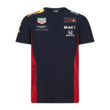 OFFICIAL REDBULL ASTON MARTIN RACING 2020 SEASON F1™ TEAM T-SHIRT Tee