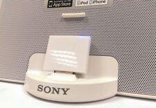Bluetooth wireless adapter for Sony RDP-M5iP speaker dock Iphone ipod smartphone