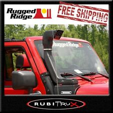 Rugged Ridge 17756.20 XHD Low & High Mount Snorkel Kit for Jeep Wrangler 07-11