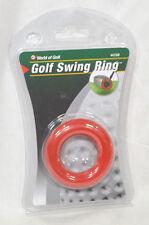 JEF World of Golf Golf Swing Ring Red 441SW NEW