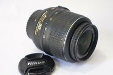 Nikon Nikkor AF-S 18-55mm f3.5-5.6 G DX ED VR zoom lens, Mint, fits DSLR camera