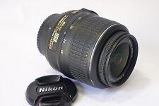 Cámara SLR Nikon Nikkor AF-S 18-55mm f3.5-5.6 G DX VR Zoom Lente, Menta ED, se adapta a D