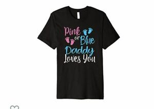 Keeper Of Gender Reveal Party Baby Announcement T- Shirt Unisex Fit  & Childrens