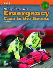 United Kingdom Edition - Nancy Caroline's Emergency Care In The Streets by BRITI