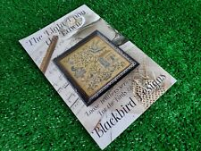 Loose Feathers Series 2  The Light Upon the Lawn Blackbird Designs Cross Stitch