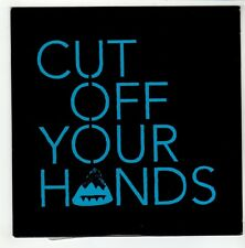 (GO556) Cut Off Your Hands, Happy As Can Be - 2008 DJ CD