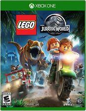 LEGO Jurassic World XBox One Standard Edition Brand New Fast Ship w Tracking