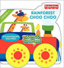 Good, Fisher-Price Animals of the Rainforest - Rainforest Choo Choo: Discovering