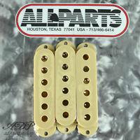 Cache Micro Stratocaster Vintage Cream Pickup Cover Strat PC0406-048