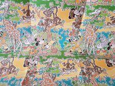 Vintage années 1970 cadeau papier cadeau Funky Groovy Noël rétro des tourbillons.