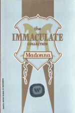 MADONNA THE IMMACULATE COLLECTION INDONESIAN CASSETTE TAPE