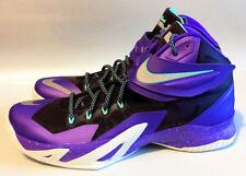 b2a68d26908 New Nike Zoom Soldier VIII (8) sz 12 purple black silver 653641