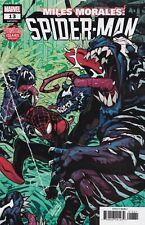 MILES MORALES SPIDER-MAN (2018) #13 - Venom Island VARIANT Cover - New Bagged