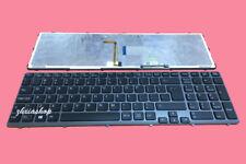 NEW for Sony Vaio SVE151D11L SVE151D1EW SVE151D11M keyboard US Backlit Black