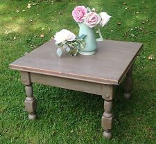 Pine Country Square Coffee Tables