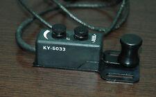 Rockwell Collins PRC-515 RU-20 Morse Key KY-5033  p/n 634-1949-001