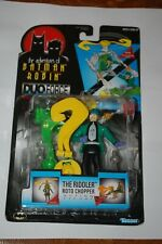 Riddler Roto Chopper-Batman The Animated Series-BAS-MOC-Duo Force-NICE PIECE