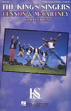 The King's Singers Lennon and McCartney Collection. Choral Sheet Music