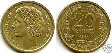 CONCOURS 20 CENTIMES ESSAI 1961 DE ROBERT RARE!!!!!!