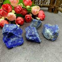 Natürlicher rauer Afghanistan-Lapislazuli Crystal Gemstone Display Mineral Y5T1