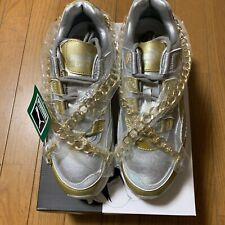 PUMA × ONE PIECE CELL VENOM Shoes Sneakers TREASURE HUNT Limited Gold US 10