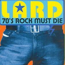 70'S ROCK MUST DIE [EP] NEW CD
