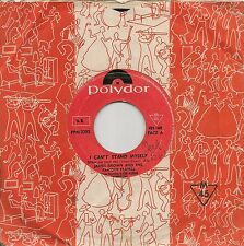 "45 TOURS / 7"" SINGLE--JAMES BROWN & THE FAMOUS FLAMES--I CAN'T STAND MYSELF"