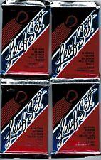 (4) 1991 Leaf Baseball Card Packs GS1027