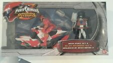 Power Rangers - Operation Overdrive - Mega Cycle Set A excellent condition
