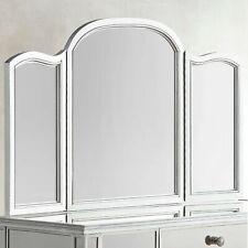 New In BoxPier 1 Hayworth Collection Silver Vanity Mirror