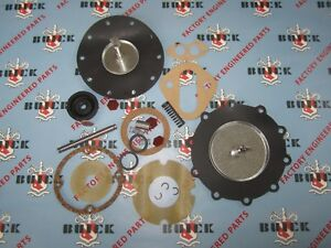 1936-1938 Buick Fuel Pump Rebuilding Kit | Complete Kit | Double Action