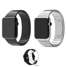 1:1 Scale Link Bracelet Stainless Steel Band for 42mm Apple Watch Series 4 3 2 1