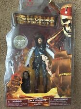CAPTAIN JACK SPARROW Pirates of the Caribbean at World's End DISNEY Store Figure